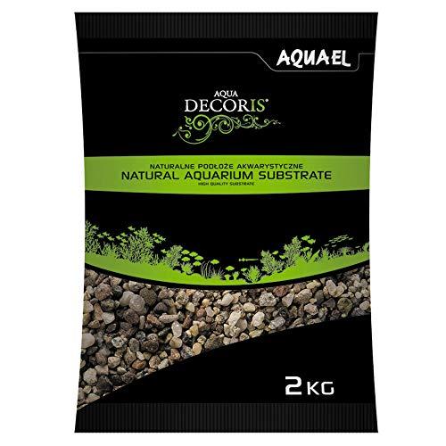 AquaEl Gravier Naturel Multicolore 3 – 5 mm – 2 kg