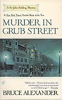 Murder in Grub Street (Sir John Fielding Mystery)