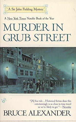 Murder in Grub Street (Sir John Fielding)