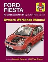 Ford Fiesta Petrol & Diesel Apr 02 - 08 (02 to 58 reg)