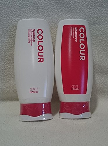 PROWIN HAIR COLOUR SHAMPOO & SPÜLUNG, 250 ml