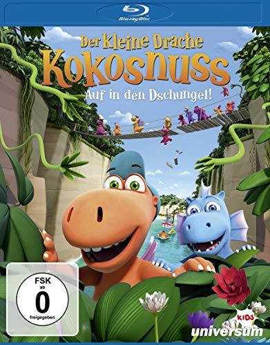 Der kleine Drache Kokosnuss - Auf in den Dschungel! [Blu-ray]