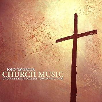 Taverner: Church Music