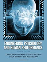 Engineering Psychology and Human Performance, 4th Edition Front Cover