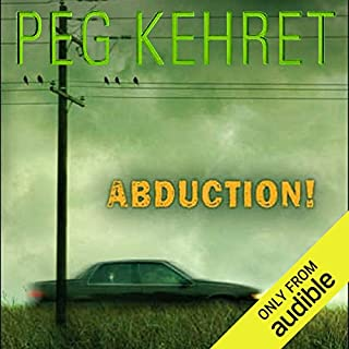 Abduction! audiobook cover art