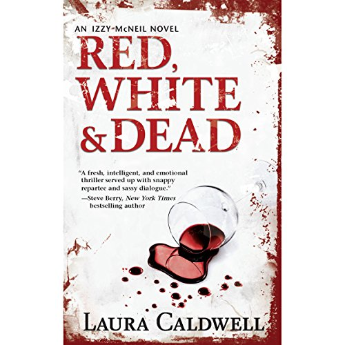 Red, White & Dead  audiobook cover art