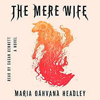 The Mere Wife     A Novel              De :                                                                                                                                 Maria Dahvana Headley                               Lu par :                                                                                                                                 Susan Bennett                      Durée : 8 h et 57 min     Pas de notations     Global 0,0
