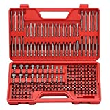 Craftsman Ultimate Screwdriver Bit Set - 208 pcs Power Tools Box Case Original