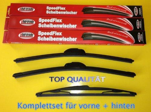 Phil Trade sfadvggadg454534 Scheibenwischer Komplettset