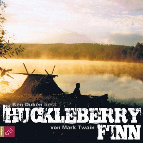 Ken Duken liest Huckleberry Finn Titelbild
