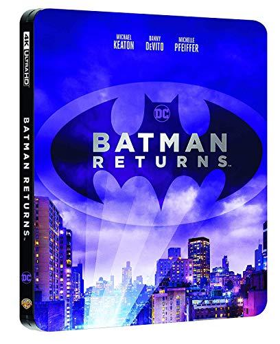 Batman Il Returns Steelbook (4K Ultra Hd+Blu-Ray)