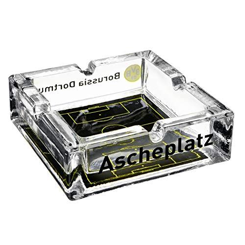 Borussia Dortmund Aschenbecher - Ascheplatz - Ascher, Ashtray BVB 09 (L)