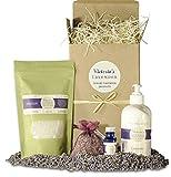 Victoria's Lavender Gift Basket for Women |...