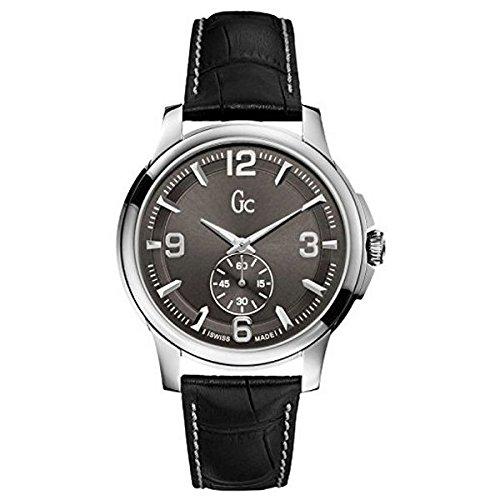 Guess Reloj Analog-Digital para Mens de Automatic con Correa en Cloth S0312404