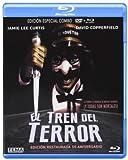 El Tren Del Terror - Edición Restaurada 30 Aniversario (BD + DVD) [Blu-ray]
