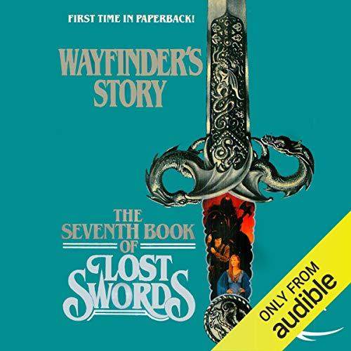 Wayfinder's Story audiobook cover art
