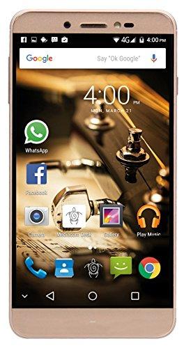 Mediacom M-PPAS532U PhonePad, Dual SIM, 16 GB, Oro