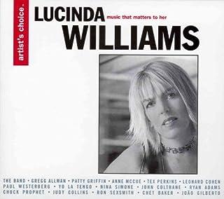 Lucinda Williams: Artist's Choice