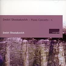 Shostakovich Plays Shostakovich: Piano Concerto 1, Concertino for 2 Pianos, Piano Trio 2, From Jewish Folk Poetry