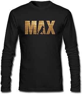 IIOPLO Men's 2015 Max Poster Long Sleeve T-shirt