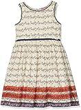 Derhy Eloise Vestido, Crudo (Crudo/Azul), 6-8 Años (Tallas De Fabricante: 6-8 Años) para Niños