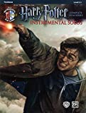 Harry Potter Instrumental Solos from the complete Film Series : Trombone (Book & CD): Trombone, Book & Online Audio/Software (Alfred's Instrumental Play-Along, Level 2-3)