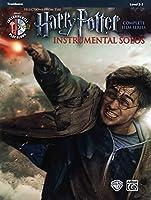 Harry Potter Instrumental Solos: Trombone (Alfred's Instrumental Play-Along, Level 2-3)