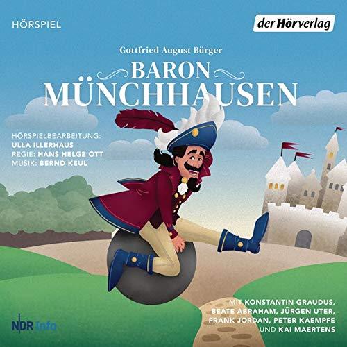 Baron Münchhausen Titelbild