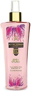 Chris Adams Perfumes Active Woman Bodysplash For Women, 250 ml