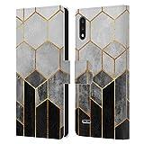 Head Case Designs sous Licence Officielle Elisabeth Fredriksson Hexagones Au Charbon De Bois...