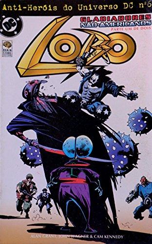 Anti-heróis Do Universo Dc Nº 06 - Garth Ennis