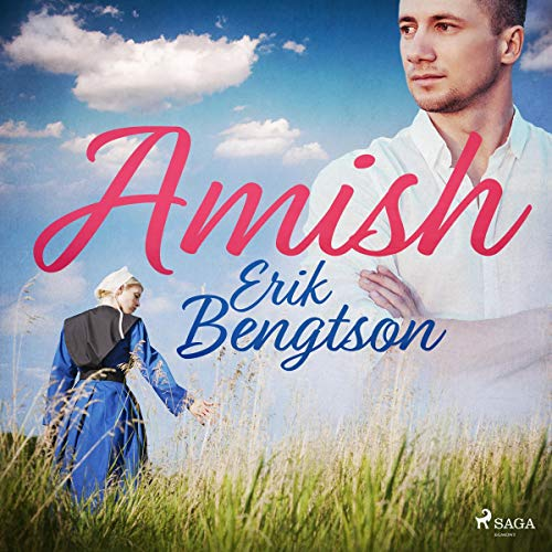 Amish audiobook cover art
