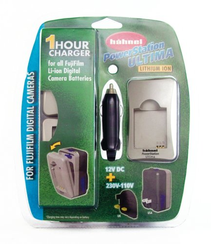 Powerstation Ultima Charger for Fuji batteries EU