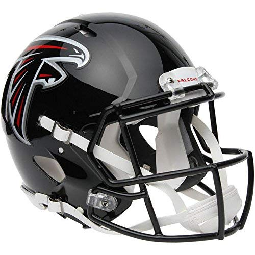 Atlanta Falcons Officially Licensed Speed Authentic Football Helmet
