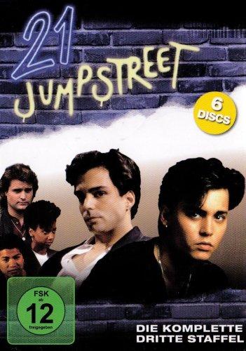 21 Jump Street - Staffel 3 (6 DVDs)