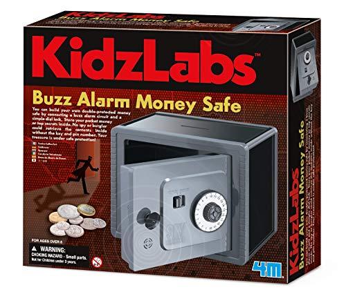Kidz Labs - Fun Science Cassaforte con Allarme e Combinazione