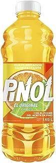 Pinol Limpiador Multiusos Pinol El Original Cítrico 1.65 L, Color, 1.65 Litros (L), Pack Of Aquete De