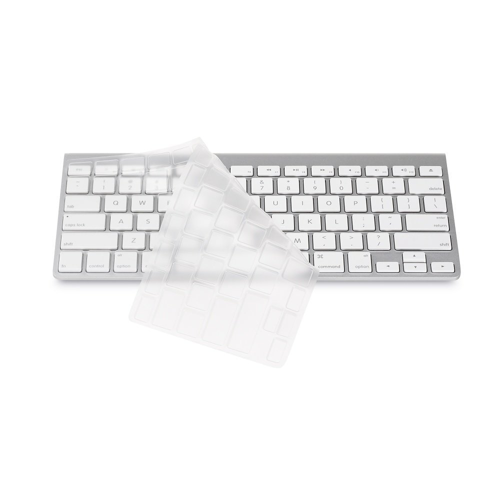 iMacket Keyboard Cover Silicone Skin for MacBook Pro 13