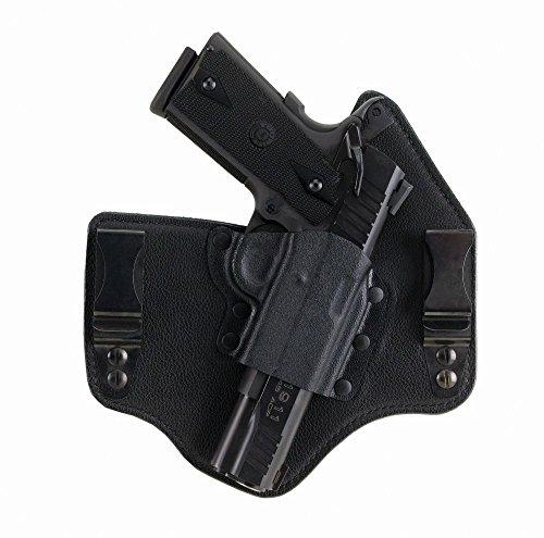 Galco KT652B Kingtuk Inside The Waistband Gun Holster for S&W M&P Shield 9/40, Right, Black