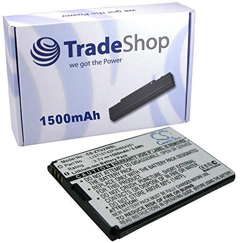 Hochleistungs Li-Ion Akku 3,6V/3,7V/1500mAh ersetzt Li-3711-T42-P3-h654246, LI-3715-T42-P3-H654251 für CRICKET Groove X-501, T-MOBILE 4-G Mobile Hotspot, VODAFONE 945, VF-945, 1&1 Mobiler Wlan Router MF-30, MF-60