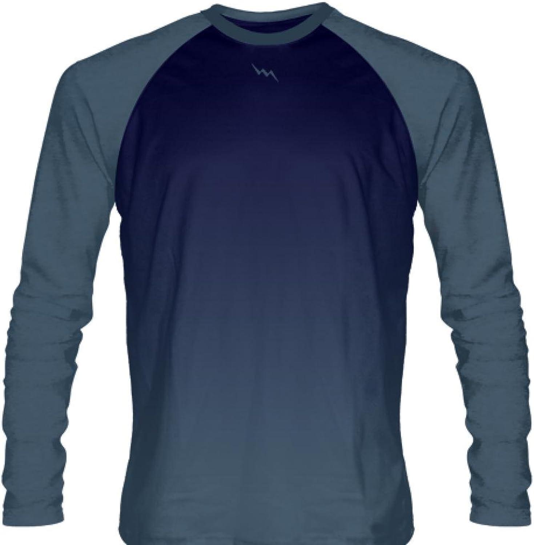 LightningWear Boys Long Sleeve Lacrosse Shirts