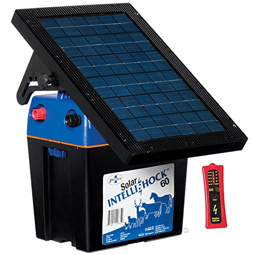 Premier Solar Intellishock Electric Fence Charger
