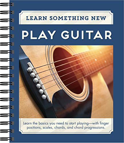 Learn Something New: Play Guitar