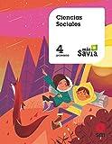 Ciencias sociales. 4 Primaria. Mas Savia