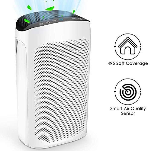 commercial Large living space Air purifier 495 sq ft FT Air Choice Genuine HEPA air filter, air filter … 3m air purifier