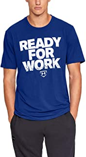 Under Armour Men's Il Graphic Short Sleeve Ready4work