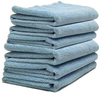Cobra Sky Blue Edgeless Polishing Cloths  6