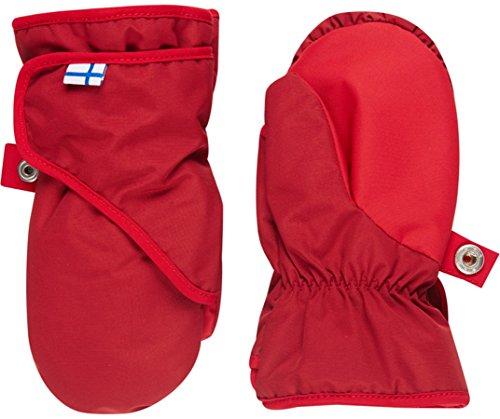 Finkid Lapanen Gloves Kids Pepper/Red Größe L 2016 Handschuhe