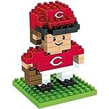 FOCO MLB Cincinnati Reds 3D BRXLZ - Player