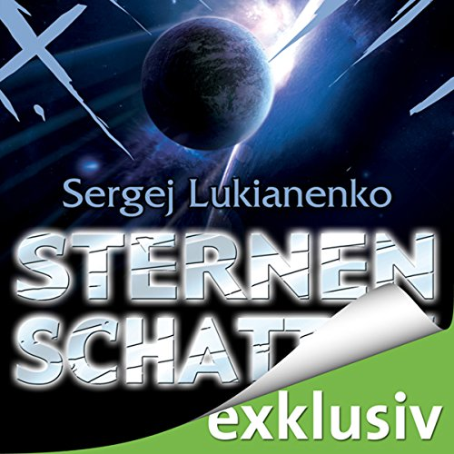 Sternenschatten audiobook cover art